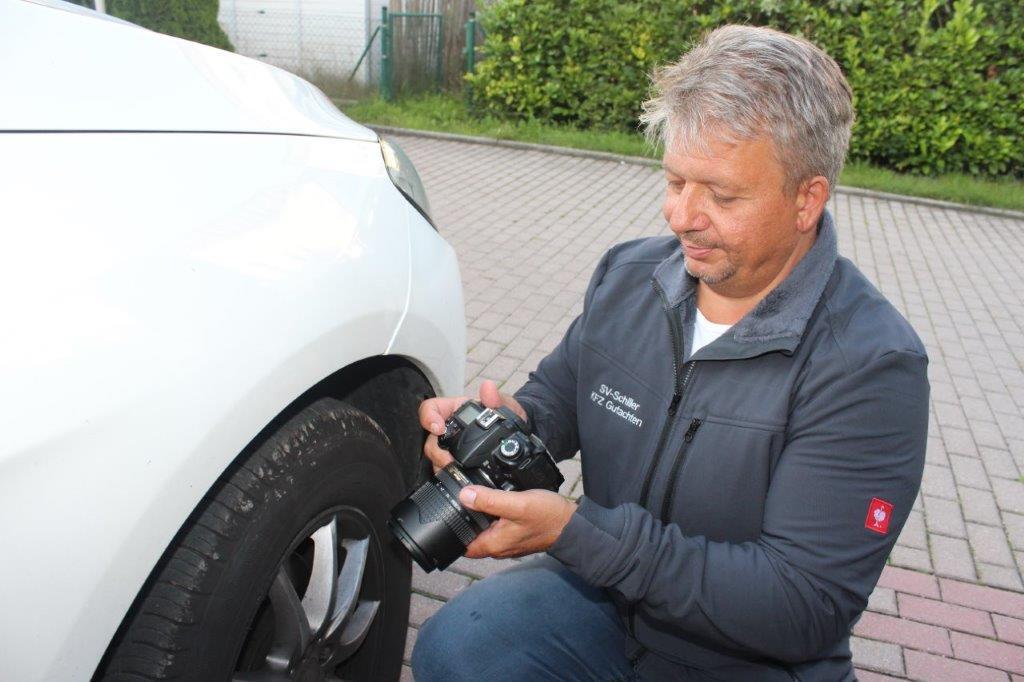 Oliver Schiller Kfz-Gutachter in Olching
